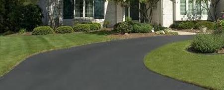Sealcoating Asphalt Roads Parking Lots And Driveways